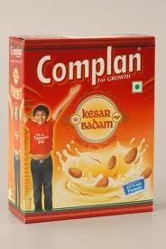 Complan with Kesar Badam