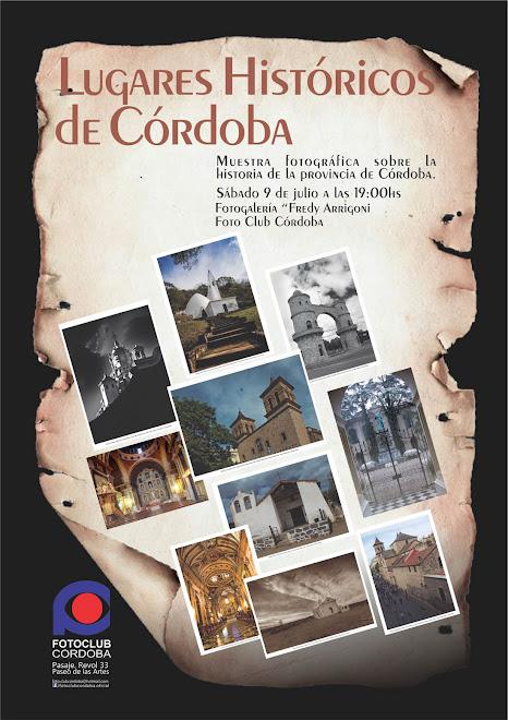 LUGARES HISTORICOS Y DESTACADOS DE CORDOBA - INAUGURA EL 9 DE JULIO