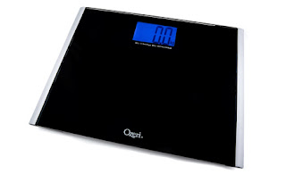 OZERI MICROBAN DIGITAL BATHROOM SCALE