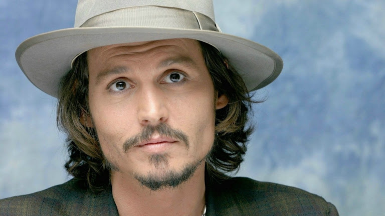Johnny Depp HD Wallpaper 9
