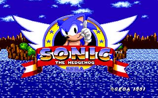 Sega best old school game Sonic the hedghog