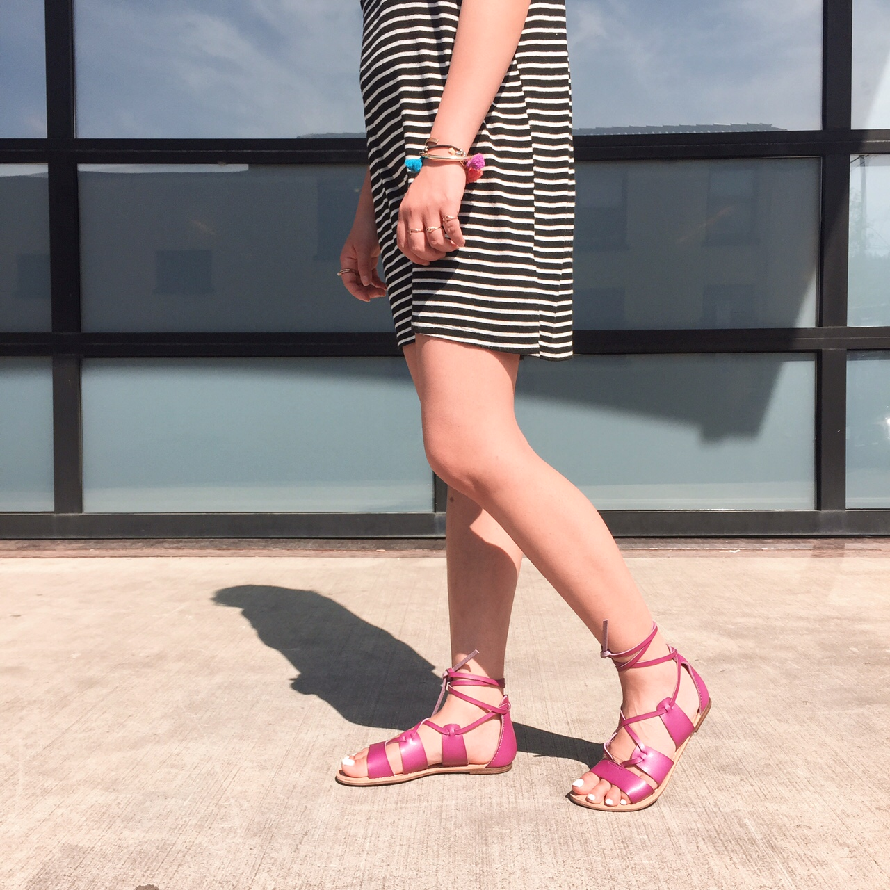 Black sandals old navy - Casual But Comfy