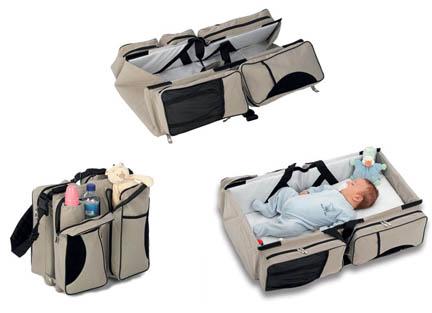 culle e lettini da viaggio: come sceglierli - quando nasce una mamma - Lettino Viaggio Samsonite