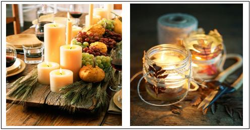 cheap thanksgiving table decoration photograph fine living