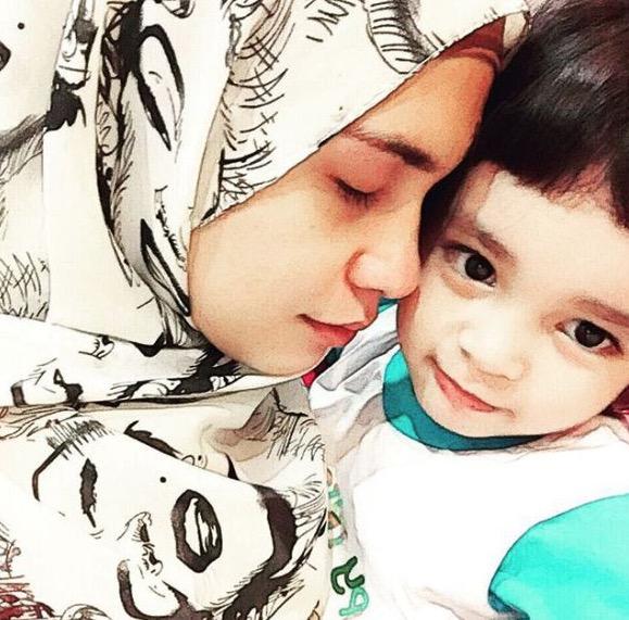 Izreen Azminda pecahkan rahsia Rita Rudaini sudah temui cinta baru