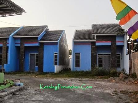 Block baru perum Bunga Residence
