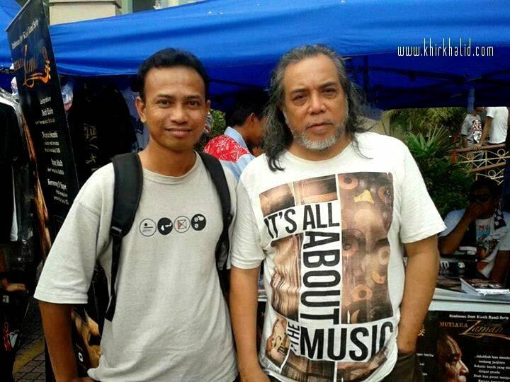 Popfest 2014, Khir Khalid bersama Ramli Sarip