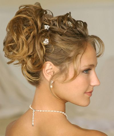 My Big Fat Wedding Blog Brides Hairstyles