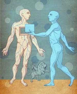 Manusia Dengan 2 Set DNA