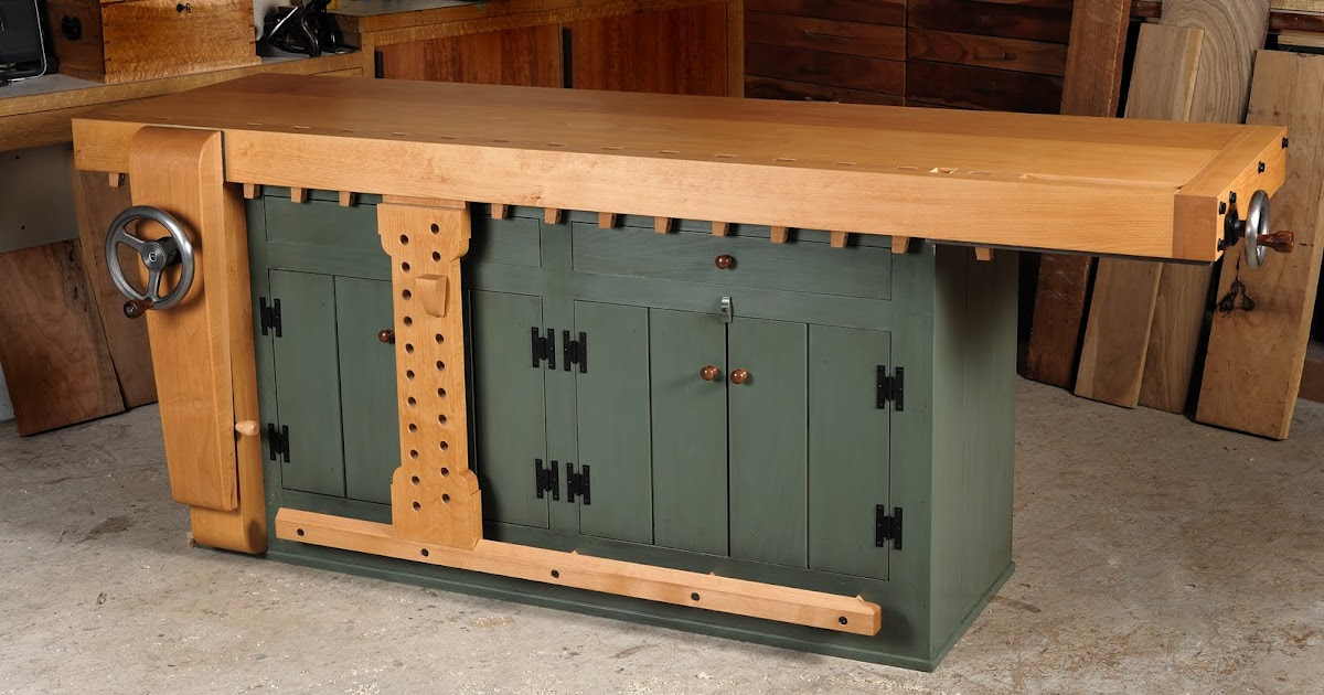 Benchcrafted blog for Table design tool