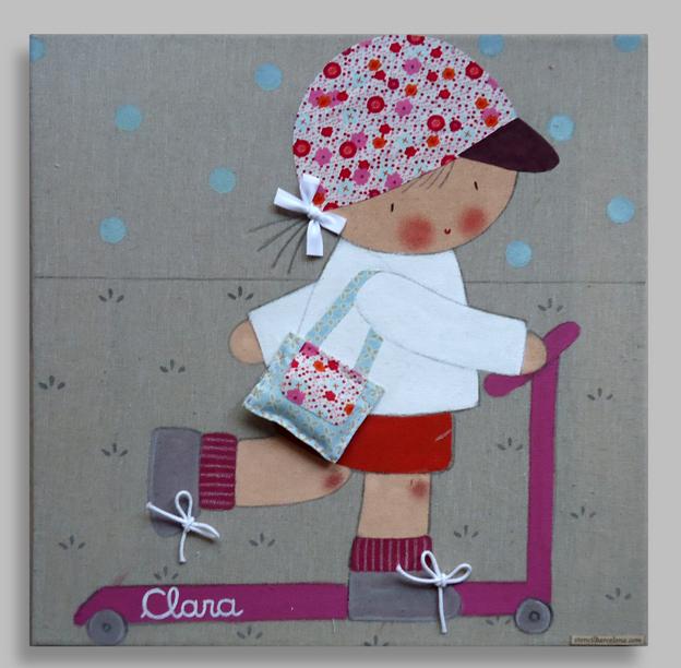 Cuadros personalizados cuadros infantiles personalizados - Cuadros para ninos personalizados ...