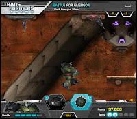 Трансформеры Битва за энергон онлайн игра