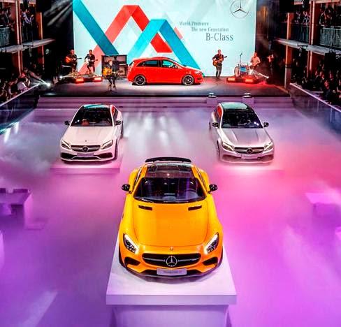 Yeni Mercedes ve Smart Serileri