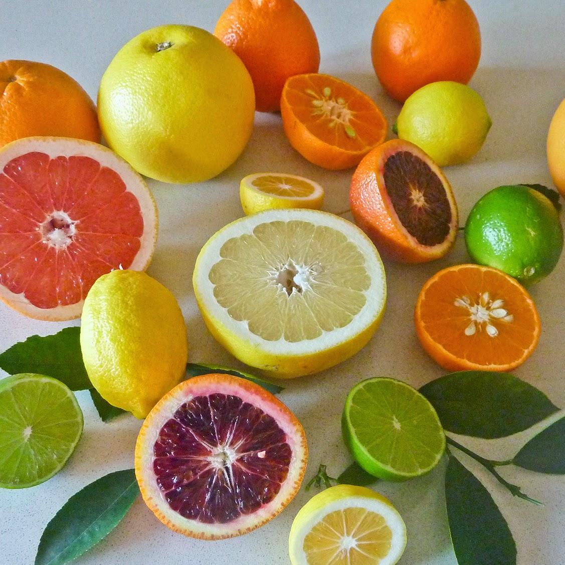 healthy citrus