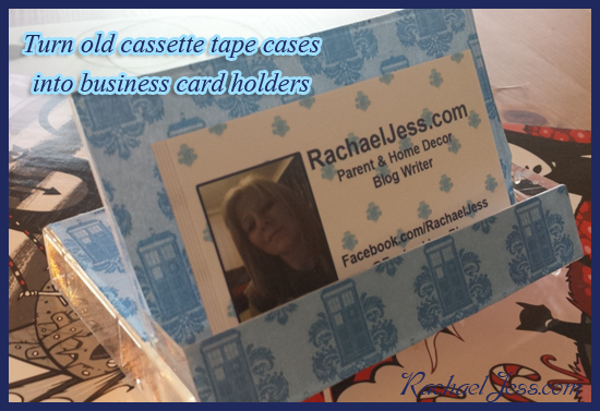 Turning the case into a business card holder works as both a holder and to pack away into your bag for when out at events.  Cover the case with your logo wallpaper with give it that extra wow factor if asked for business card - a conversation starter and at the very least, will get you remembered.