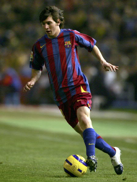 Football Players: Lionel Messi Biography