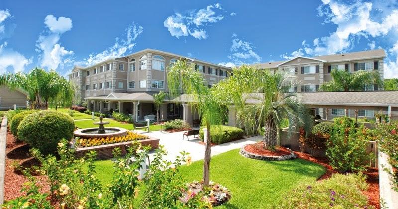 Orlando senior housing orlando senior community review for Seniors house