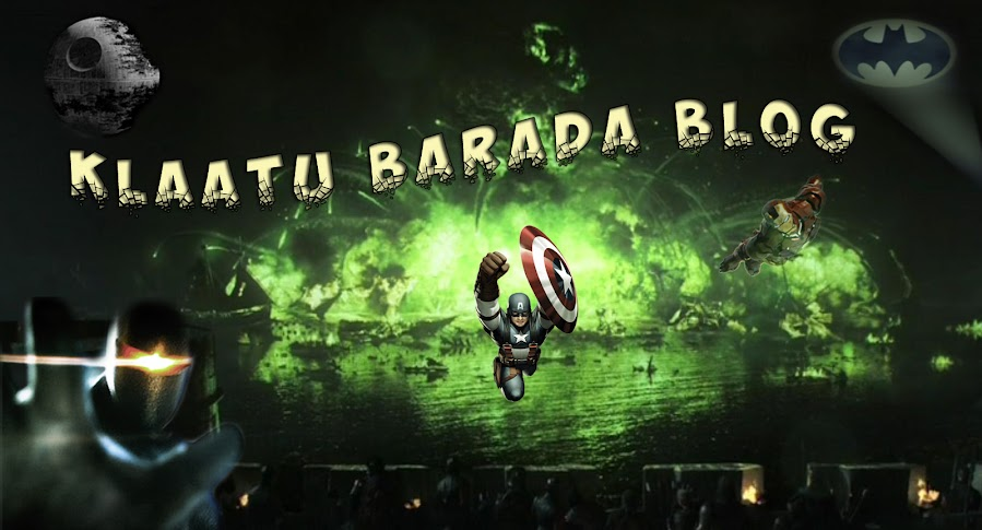 Klaatu Barada Blog