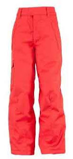 2012 Trend Kids Snow Pants Fashion