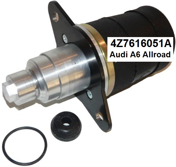 Audi A6 Rear Air Spring Suspension 4Z7616051A Euro 299 ...