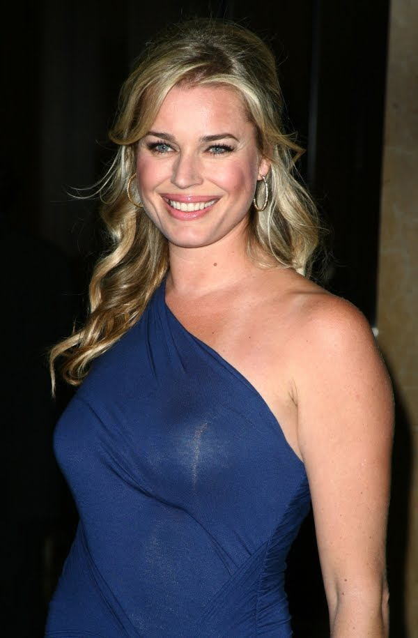 Rebecca Romijn Photos maternity tankinis swimsuit models pj pant underwear ...