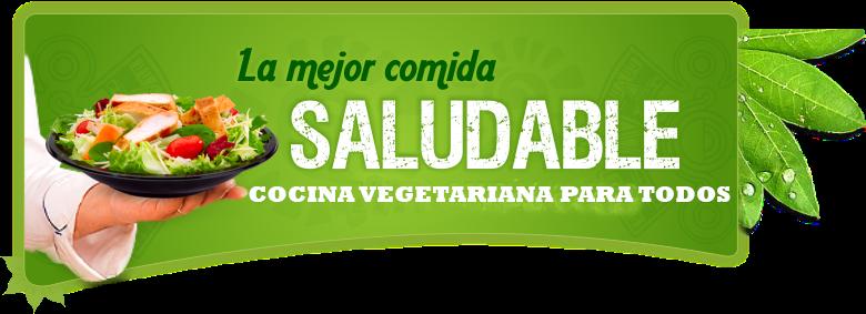 Cocina vegetariana dec logo de una alimentaci n saludable for Blogs cocina vegetariana