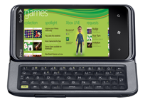 Sprint Arrive aka HTC 7 Pro Windows Phone announced