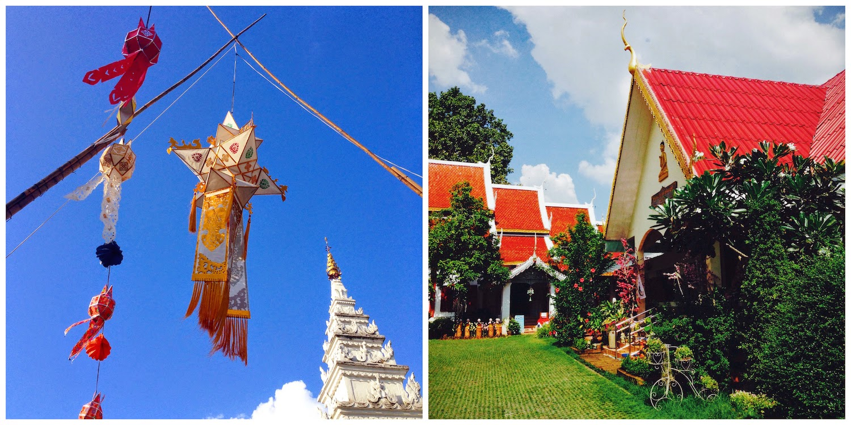 I colori di Chiang Mai - foto di Elisa Chisana Hoshi
