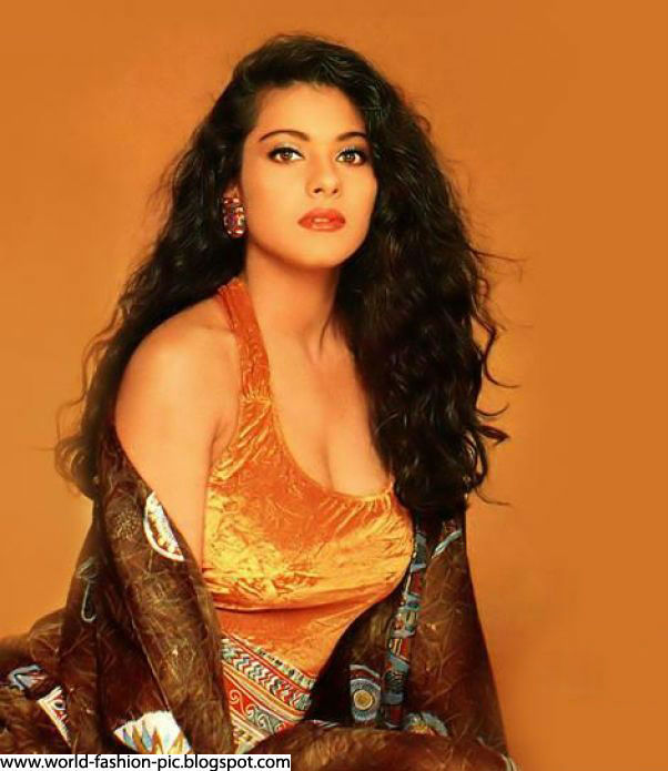 Bollywood Actress Kajol -Indian fashion
