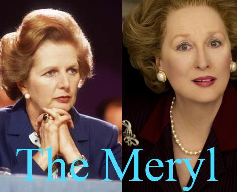Margaret Thatcher RIP Meryl Streep