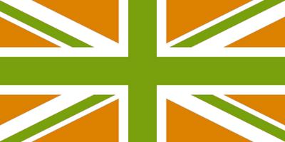 The 'Irish' Union Jack