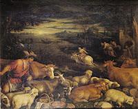 Bassano, Leandro finales del  s. XVI . Museo del Prado