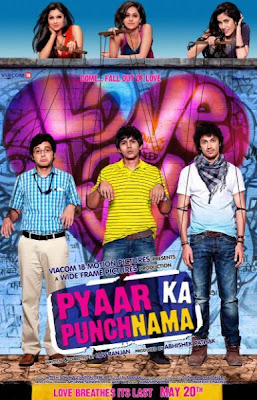 Pyaar Ka Punchnama (2011) DVD Rip 500 MB movie poster, Pyaar Ka Punchnama (2011) DVD Rip 500 MB dvd cover, Pyaar Ka Punchnama movie poster, Pyaar Ka Punchnama dvd cover poster