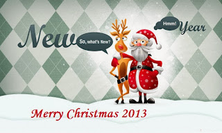 Animated Christmas 2015 and New Year 2016 HD Wallpapers Greetings Images Free Download