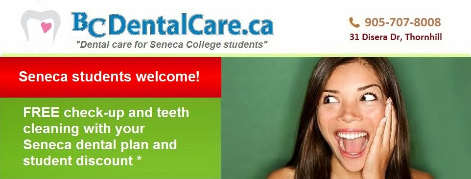 Seneca College Dental Plan