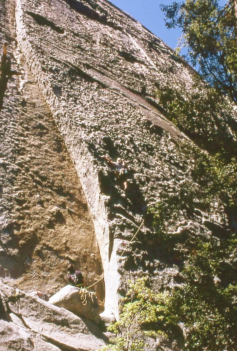 'Close to the Edge' 5.9  Dome Rock