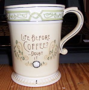 * A Favorite Coffee Mug! *