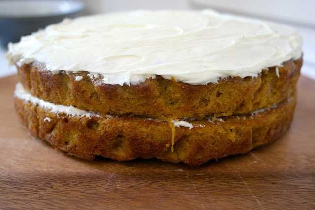 Carrot Cake by What Laura did Next