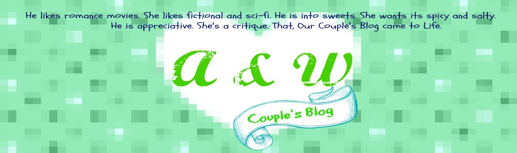 We'll Tell You - A&W Couple's Blog