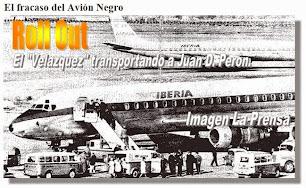 """50 años del """"Avión Negro"""""""