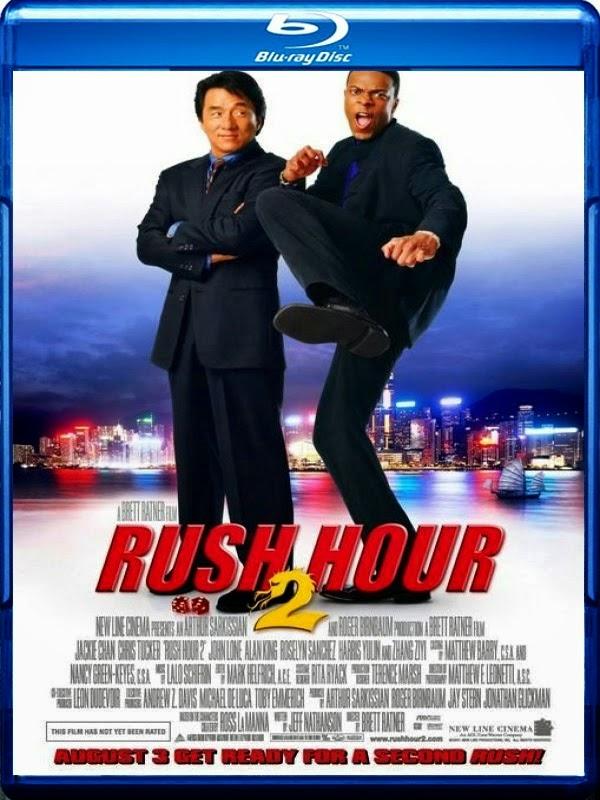 Rush Hour 2 2001 คู่ใหญ่ฟัดเต็มสปีด ภาค 2