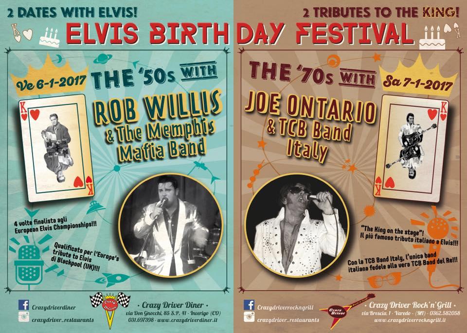 Elvis Birthday Festival