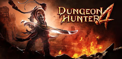 Dungeon Hunter 4 MOD Offline for android device