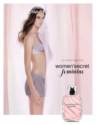 Perfume para mujer Feminine de Women Secret
