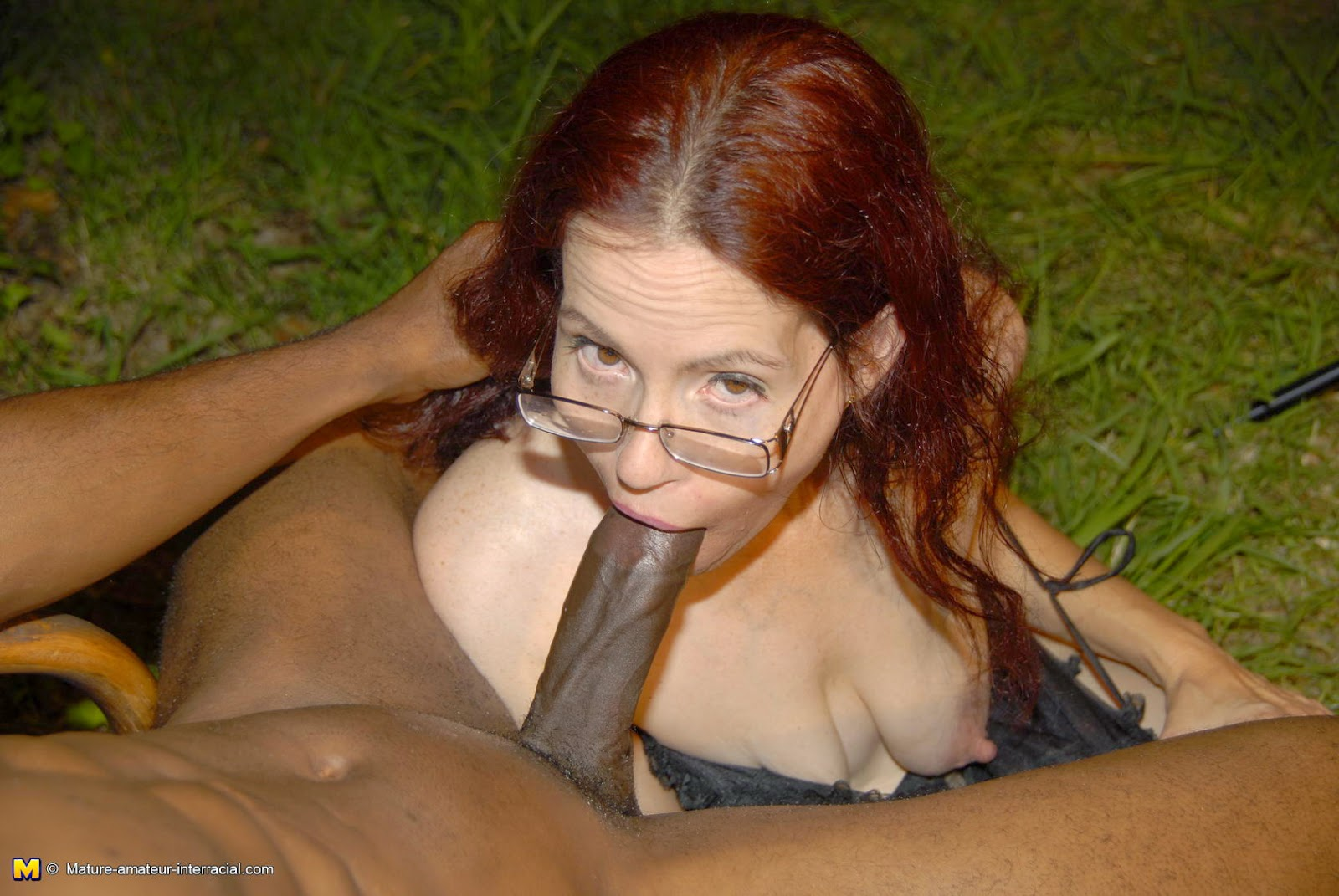 senior women sucking cock