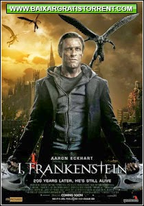 Frankenstein: Entre Anjos e Demônios Torrent - Legendado BluRay 1080p (2014)
