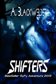 Shifters (Alien Invasion, prequel 3)