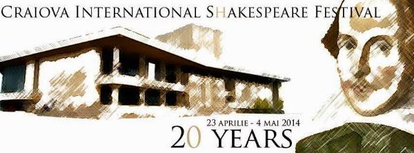Festivalul Shakespeare la Craiova
