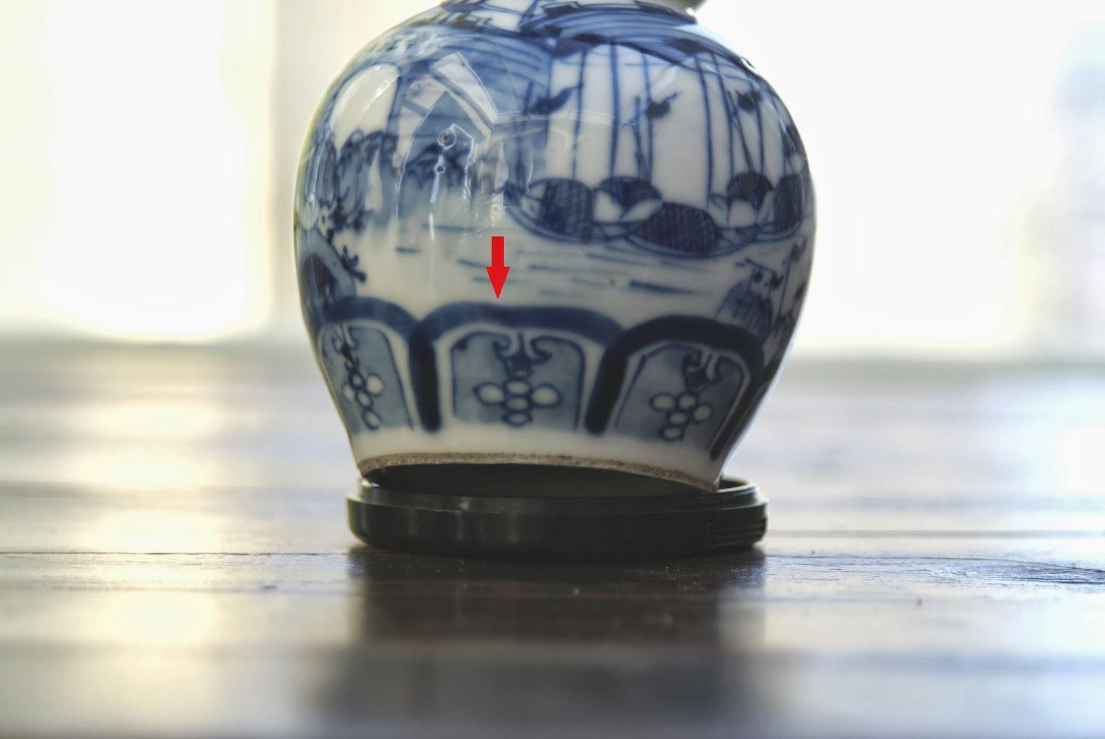 porcelaine chinoise d'exportation