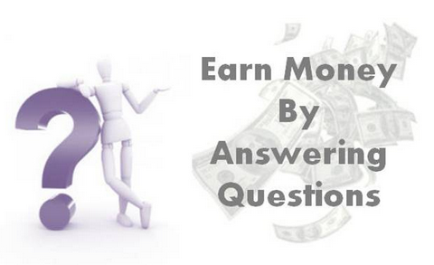 earn money by answering questions online